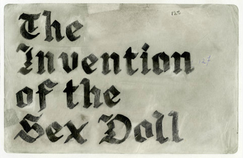 The Invention of the Sex Doll
